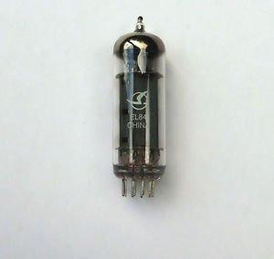 Jellyfish Audio EL84 válvula de Marshall/otra guitarra/tocadiscos HiFi amplificadores radiogramas