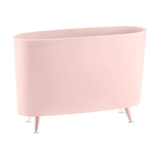 Koziol Zeitungsständer, thermoplastischer Kunststoff, Queen pink, 120x457x315 mm