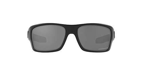 OJ9003 Turbine XS Gafas de sol, negro mate, polarizado, 58 mm