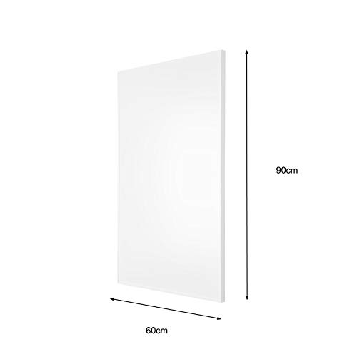 500Watt elektro IR Heiz-Strahler für Innen, weiße Bild-Heizung als Zusatzheizung