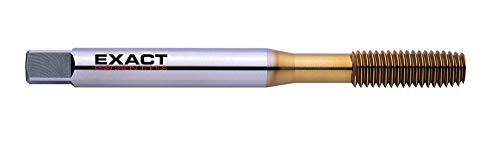 EXACT Gewindeformer M8, HSS-E , DIN371, mit TiN-Beschichtung, Form B