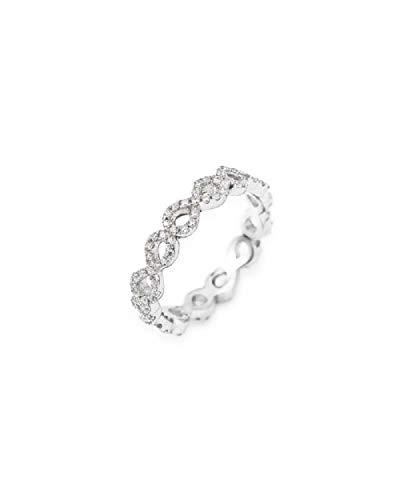 anello donna gioielli Amen Amore misura 12 trendy cod. RINZ-12