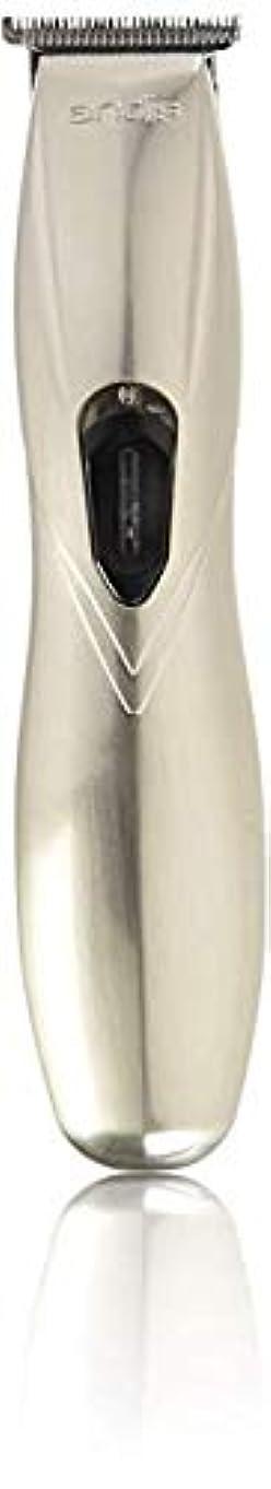 刈るおなじみの銛[Andis ] [Slimline Pro Li T-blade Trimmer ] (並行輸入品)