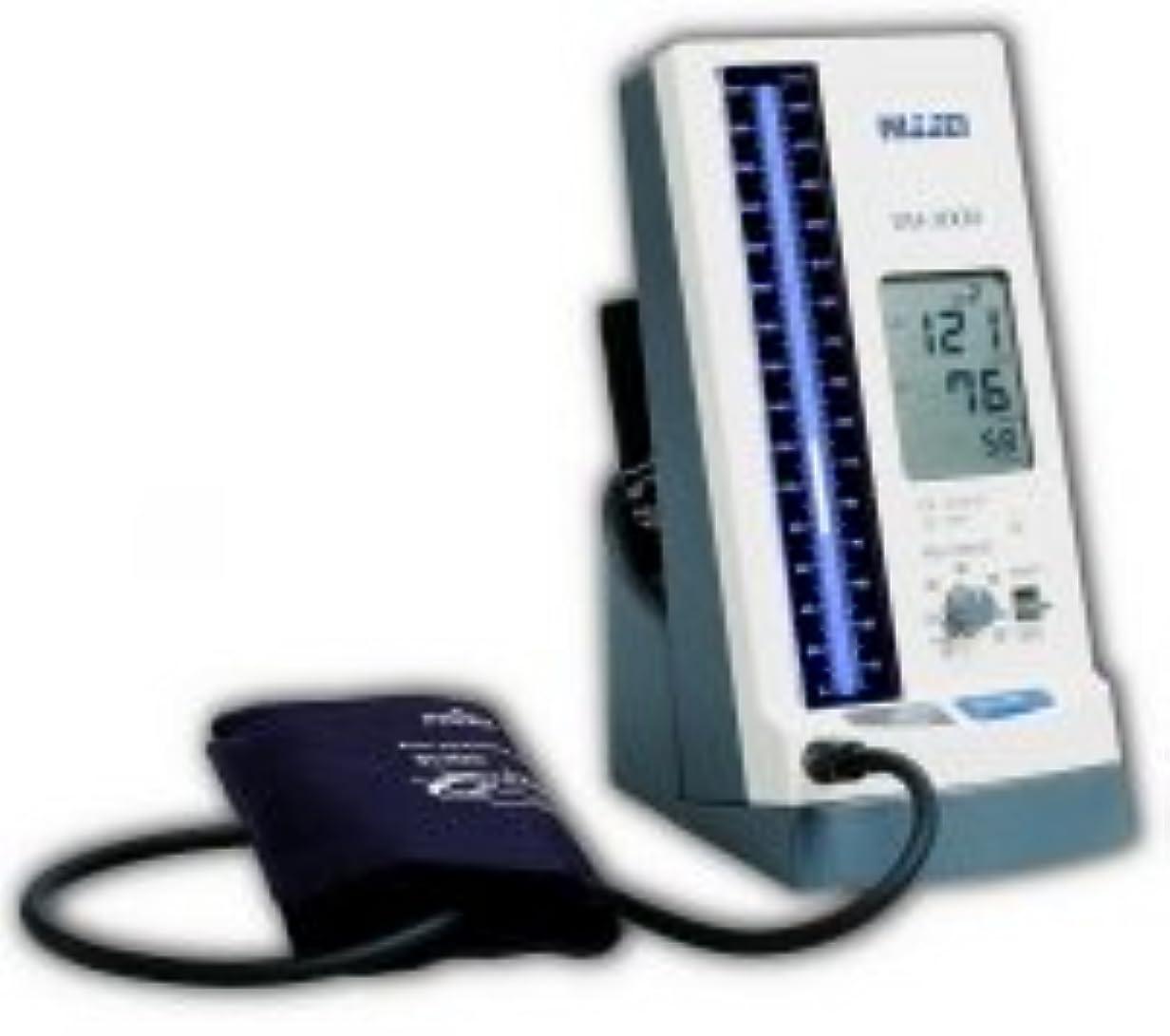 子豚干し草ささやきNISSEI 水銀柱イメージ デジタル血圧計 DM-3000