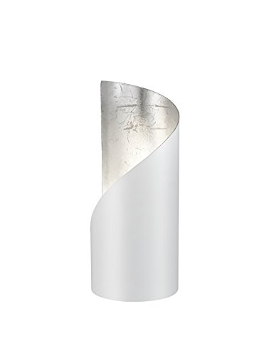 Reality lampen Frank A++ tot E, tafellamp, metaal, E14, 10 x 10 x 24 cm