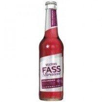 24 Flaschen Veltins Fassbrause Holunder 24 x 0,33L Alkoholfreies Erfrischungsgetränk inclusive 1.92€ MEHRWEG Pfand ohne Rahmen