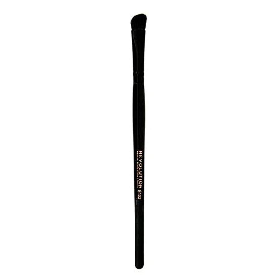 雇用者生態学メイエラ[Revolution ] 革命プロE102アイシャドウの輪郭メイクブラシ - Revolution Pro E102 Eyeshadow Contour Makeup Brush [並行輸入品]