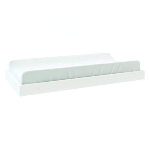 Oeuf Changing Tray with Pad in White