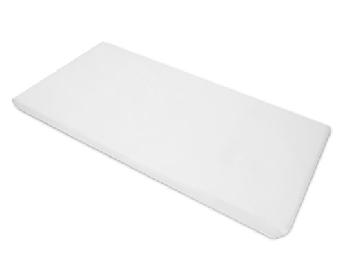 American Baby Company Cotton-Polyester Blend, Fitted with Elastic Corners Standard Daycare/Pre-School Nap Mat Sheet