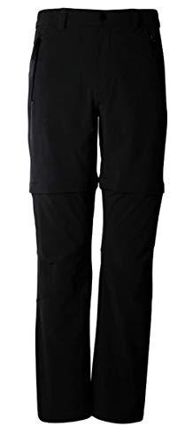 Hot Dachstein T-Zipp Pantalon de randonnée zippé pour Homme 56