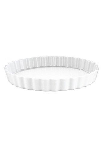 Pillivuyt Tarteform rund, Größe:28.5 cm No.9