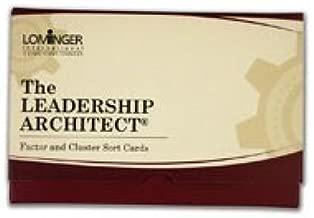 Leadership Architect Factor / Cluster Sort Card Deck