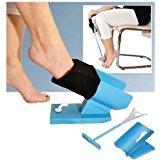 Sockenanzieh- und Ausziehhilfe von Sock Aid Easy On Easy Off -