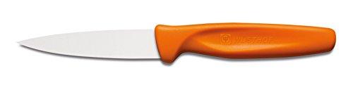 Wüsthof TR3043O Colors Couteau d'Office avec Manche Orange 8 cm