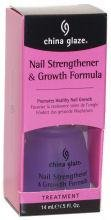 China Glaze Nail Strengthener & Growth Formula