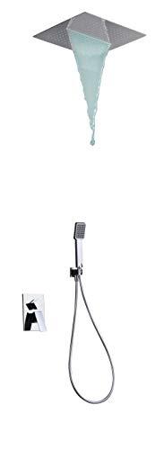 Conjunto ducha empotrada Imex Malaga GTS020