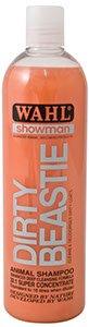 EHASO Wahl Dirty Beastie Shampoo 500 ml.