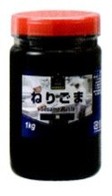 ねりごま 黒 1kg /ホレカセレクト(12本)