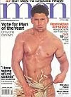 Men Magazine October 2003 (1-1082, vote for man of the year! only one can win.)