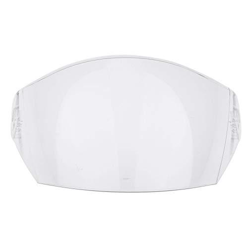 Visera de Casco Parabrisas Pantalla Protectora Colorido Para JK-902 JK-316 GXT-902 Moto Casco - Lente clara