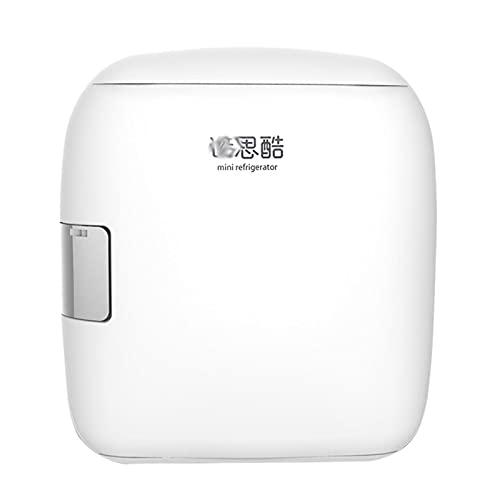 YICHEN 9 l Mini refrigerador refrigerador y Calentador Nevera portátil para Autos, Casas, oficinas y dormitorios. Compatibilidad de Potencia AC + DC