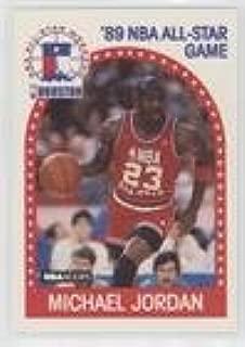 Michael Jordan (Basketball Card) 1989-90 NBA Hoops - [Base] #21