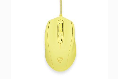 【国内正規品】 ゲーミングマウス Mionix CASTOR French Fries Optical Gaming Mouse MNX-01-26005-G