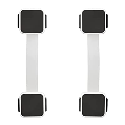 Munchkin Xtraguard Dual Action Multi Use Latches, 2 Count from Munchkin