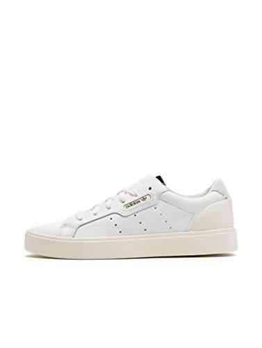 adidas Sneaker Sleek W Weiss - 40 EU