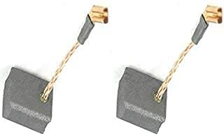 Cepillos de carbono N257540 compatibles para amoladora angular Dewalt DWE402 DWE4214