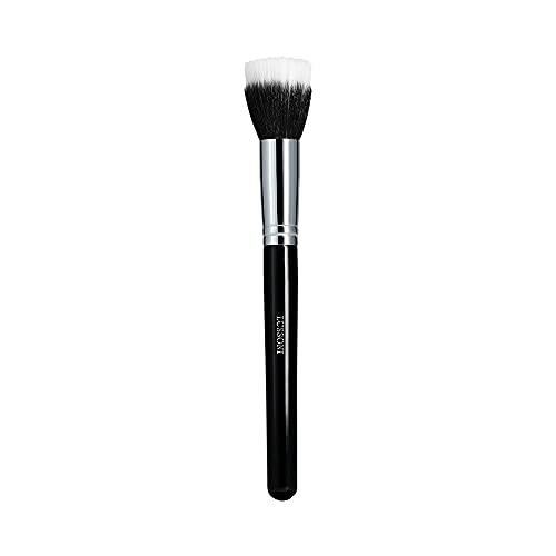 T4B LUSSONI 100 Series Pinceaux Maquillage Professionnel Kabuki (PRO 100 Duo Fibre Pinceau)