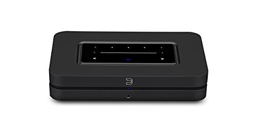 Bluesound Node N130 Hi-Res Musik Streamer Multiroom weiß schwarz (Black)
