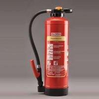 Feuerlöscher Gloria 6 Liter Schaum Typ SH6 PRO Aufladetechnik Rating 43A/183B