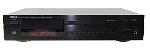 YAMAHA CDX-490 CD-Player schwarz