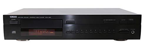 YAMAHA CDX-490 CD-Player schwarz