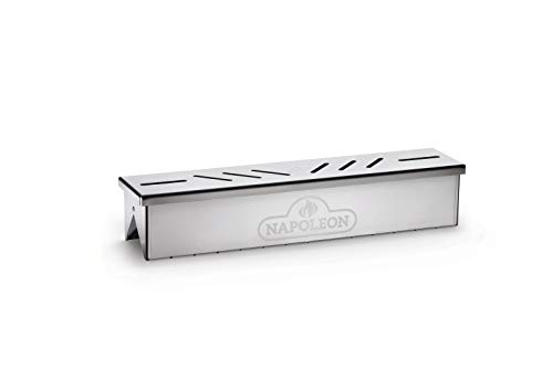 Napoleon 67013 Stainless Steel Smoker Box Grill Accessory