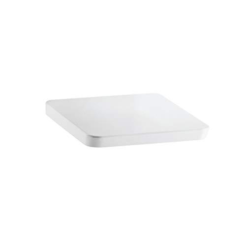 Laufen WC-Sitz mit Deckel Alessi DOT o.oDt Waschtisch mit hydraulischer absenkautomatik weiß, 8929023000001