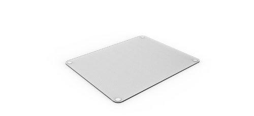Pebbly 99-14TRABIG planche en verre, Transparent, 40x50cm