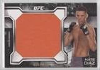 Nate Diaz #78/188 (Trading Card) 2016 Topps UFC Knockout - Relics #KR-ND