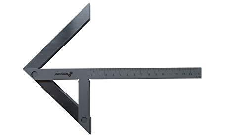 PAULIMOT Zentrierwinkel 150 x 130 mm