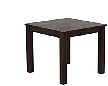 Ramwood Furniture Dining Table 4 Seater | Four Seater Dinning Table with 3 Chairs & 1 Bench for Home & Restaurant | D