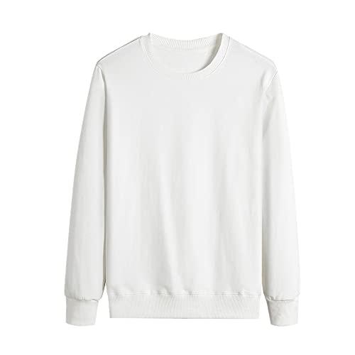 N\P Primavera y otoño pareja Terry hombres cómodo suéter de manga larga
