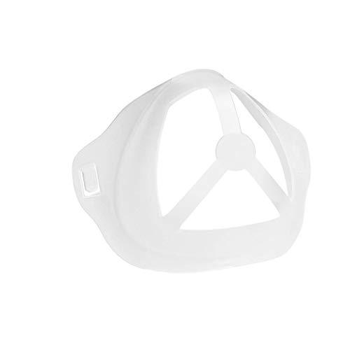 5/15/20/50PCS 3D Silikon Staubmasken Atemschutzmasken Bracket, Dustproof Breathing Filtermaske...