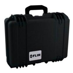 Transportkoffer LS-serie FLIR, stevige koffer met harde schaal voor Flir warmtebeeldcamera's uit de LS-serie, voor veilig opbergen. (vergelijkbaar met afbeelding) Flir art.-nr. 4127499