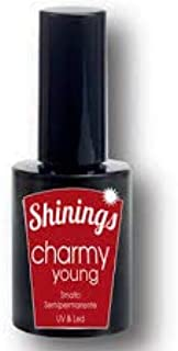 Shinings – CHARMY YOUNG Esmalte semipermanente 5 ml verde esmeralda