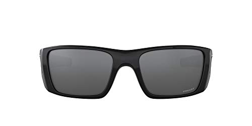 Oakley Fuel Cell 9096j5 Gafas de sol, Polished Black, 60 para Hombre