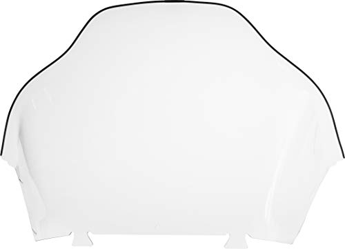 Koronis (Sno-Stuff) Lexan Standard Windshield - Ski-Doo Formula 1995-2000 / Grand Touring/MX-Z 583 1996 / MX-Z 440 1996-2000 / MX-Zx 440 1997-1998 / Skandic/Touring 1995-2001 / Summit 1996-2001 - Clear - 21 Inch - 450-471