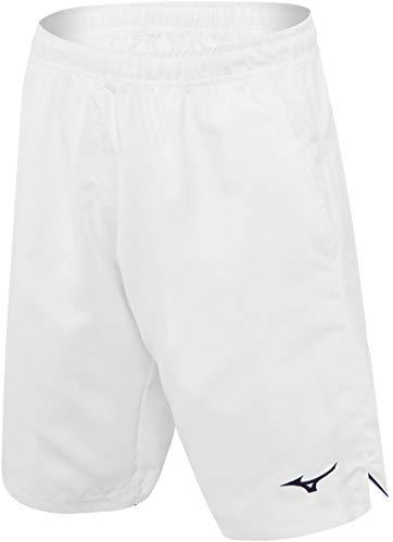 MIzuno Pantaloncino Uomo Tennis Bianco - Men's Tennis Short White - 62EB7001 (L)