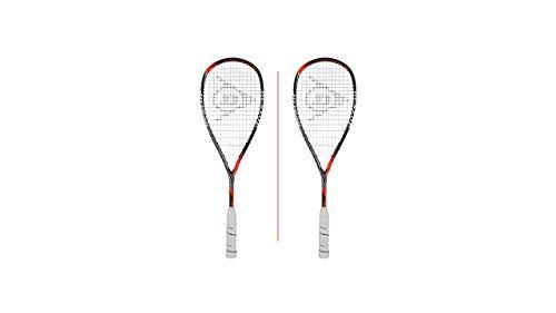 2 x Dunlop Hyperfibre+ Revelation Pro Ali Farag Signature Racket Set of 2