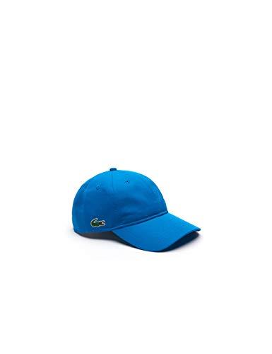 Lacoste Sport Herren Rk2447 Schirmmütze, Blau (Sumatra B9v), One Size (Herstellergröße: TU)